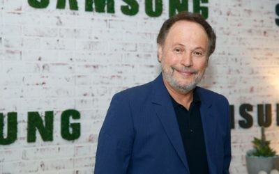 Billy Crystal attending the Samsung Studio at SXSW 2015 in Austin, Texas, March 15, 2015. (Rick Kern/Getty Images for Samsung/via JTA)