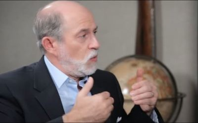 Frank Gaffney, founder and president of the Center for Security Policy, gives an interview on Islam in America published in November 2016. (Screen capture/YouTube)