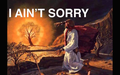 A Beyonce-themed Passover meme (Amy Schiller)