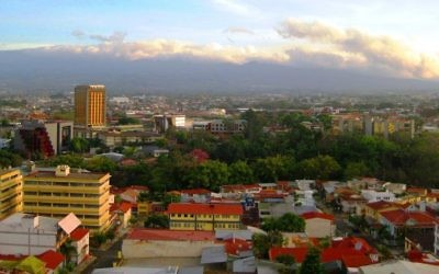 An illustrative photo of San Jose in Costa Rica. (Getty Images)