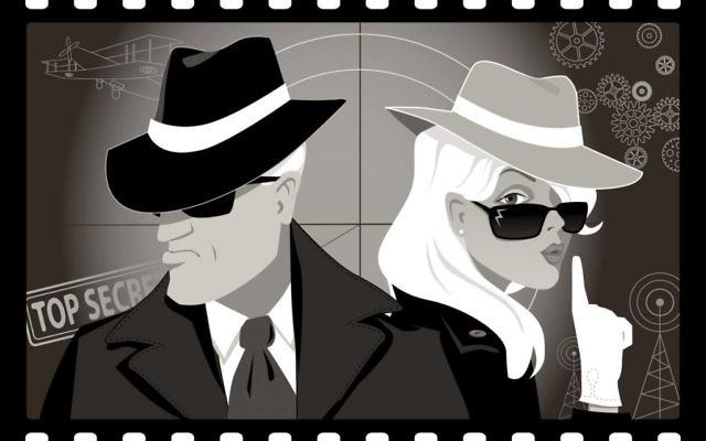 Secret agents (iStock illustration)