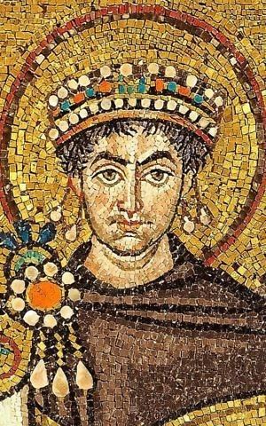 Justinian I Mosaic at San Vitale, Ravenna (Petar Milošević / Wikipedia)