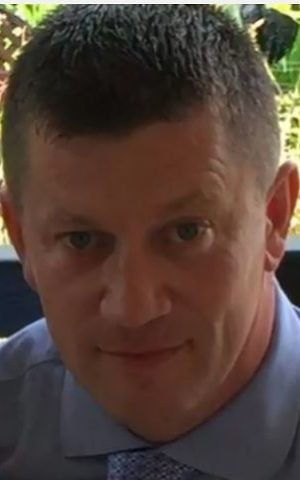 Photo of UK police officer Keith Palmer who was killed in a terror attack outside British Parliament on March 22, 2017. (Screen capture/YouTube)