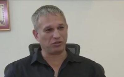 Dr. Chen Kugel, head of the Abu Kabir Forensic Institute. (YouTube screenshot)