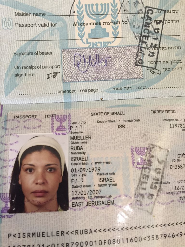 To Israel for permanent residence 98