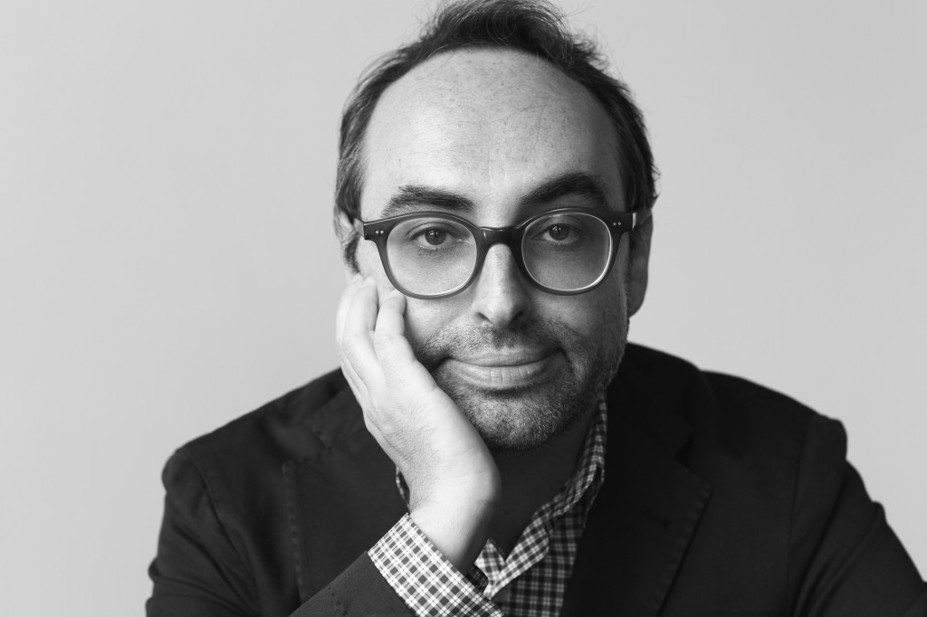 Gary Shteyngart said the election changed the nature of his therapy sessions. (Brigitte Lacombe/via JTA)