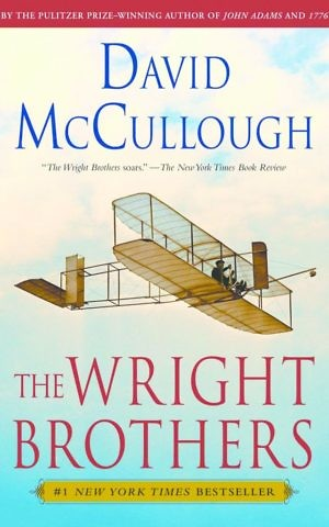 'The Wright Brothers' by David McCullough. (Courtesy)