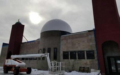 The Tawfiq Islamic Center in Minneapolis, Minnesota. (Facebook)