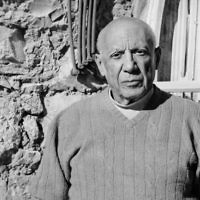 This picture dated 3 February 1968 shows Spanish painter and sculptor Pablo Picasso. (AFP PHOTO)