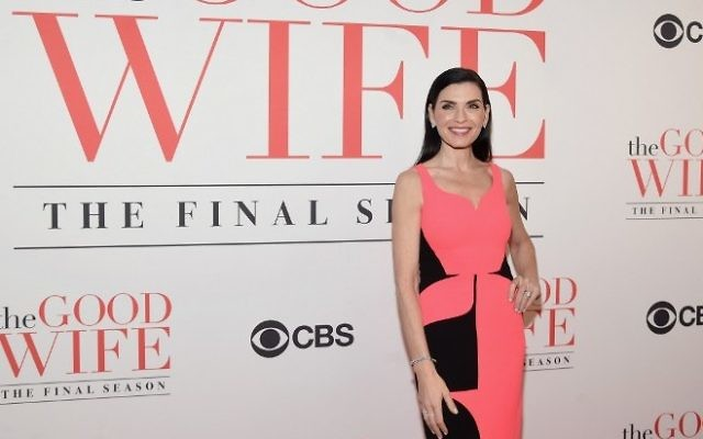 This file photo taken on April 28, 2016 at the Museum of Modern Art in New York City shows actress Julianna Margulies attending 'The Good Wife' Finale Party. (AFP/Getty Images North America//Jamie McCarthy)