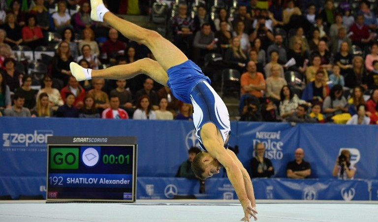israeli gymnast wins bronze at european championships the times of