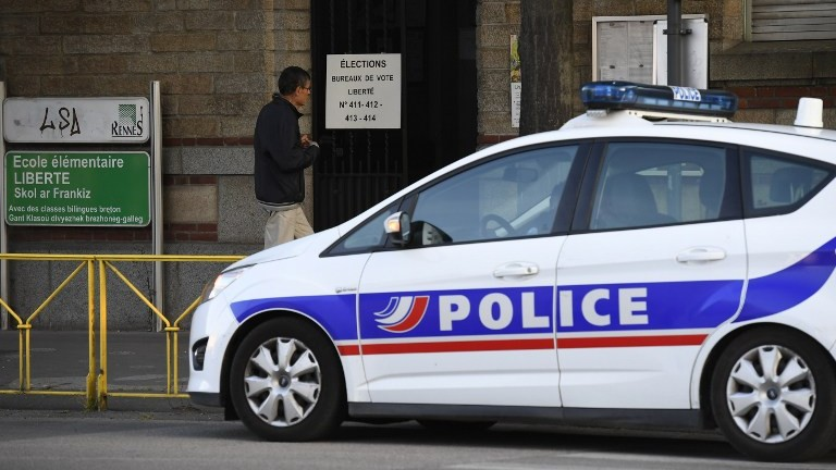 2 french police shot by suspected islamist during arrest in reunion