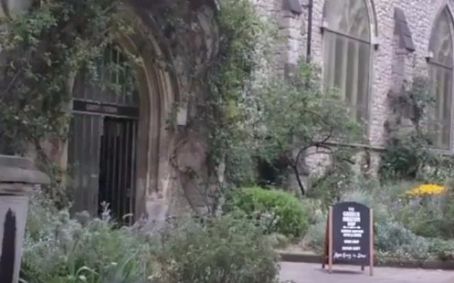The Garden Museum in London (YouTube)