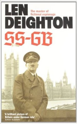 Cover of 'SS-GB' by Len Deighton. (Courtesy)