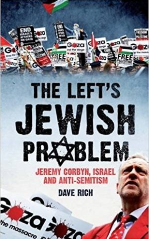 'The Left's Jewish Problem' by Dave Rich. (Courtesy)