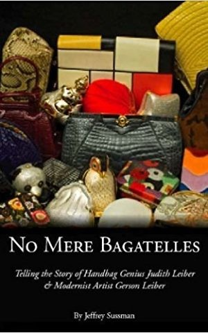 Cover, 'No Mere Bagatelles,' by Jeffrey Sussman. (Courtesy)