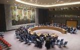 Illustrative: United Nations Security Council meeting, April 20, 2017. (UN/Rick Bajornas)