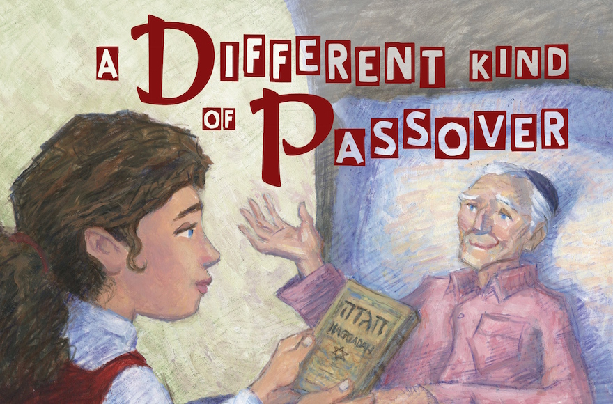 'A Different Kind of Passover' (Kar-Ben/via JTA)