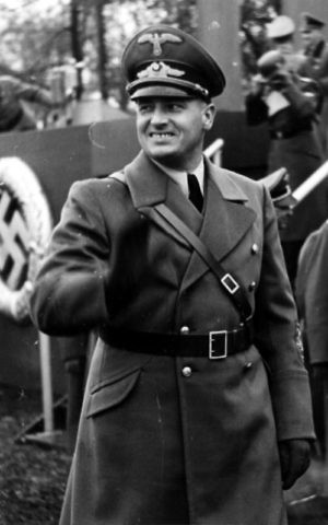 Hans Frank. (Wikimedia commons/German Federal Archives)