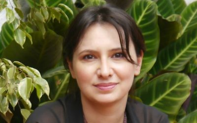 Author Sana Krasikov. (Alexis Calice)