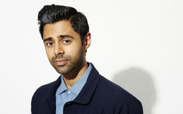 In this Oct. 12, 2015, file photo, Hasan Minhaj poses for a portrait in New York. (Dan Hallman/Invision/AP, File)