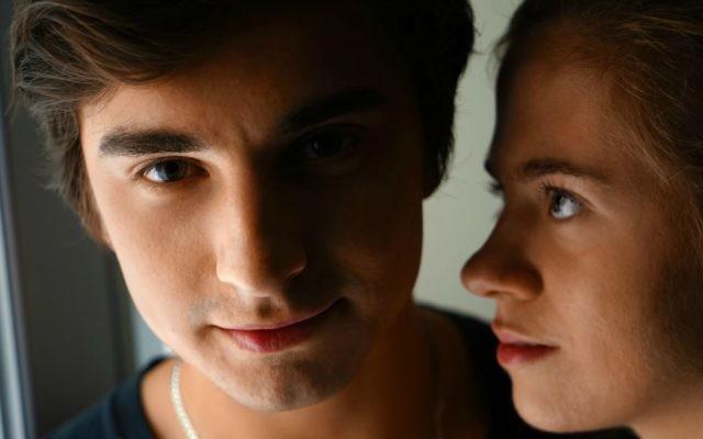 Alex Ozerov and Sasha K. Gordon in 'Natasha' by David Bezmozgis (Menemsha Films)
