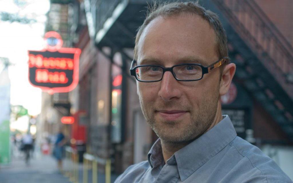 Author David Bezmozgis (David Franco)