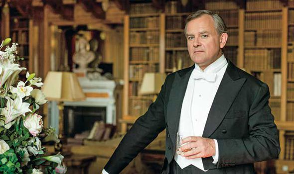Hugh Bonneville as the Earl of Grantham in the last episode of 'Downton Abbey' (Courtesy 'Downton Abbey')
