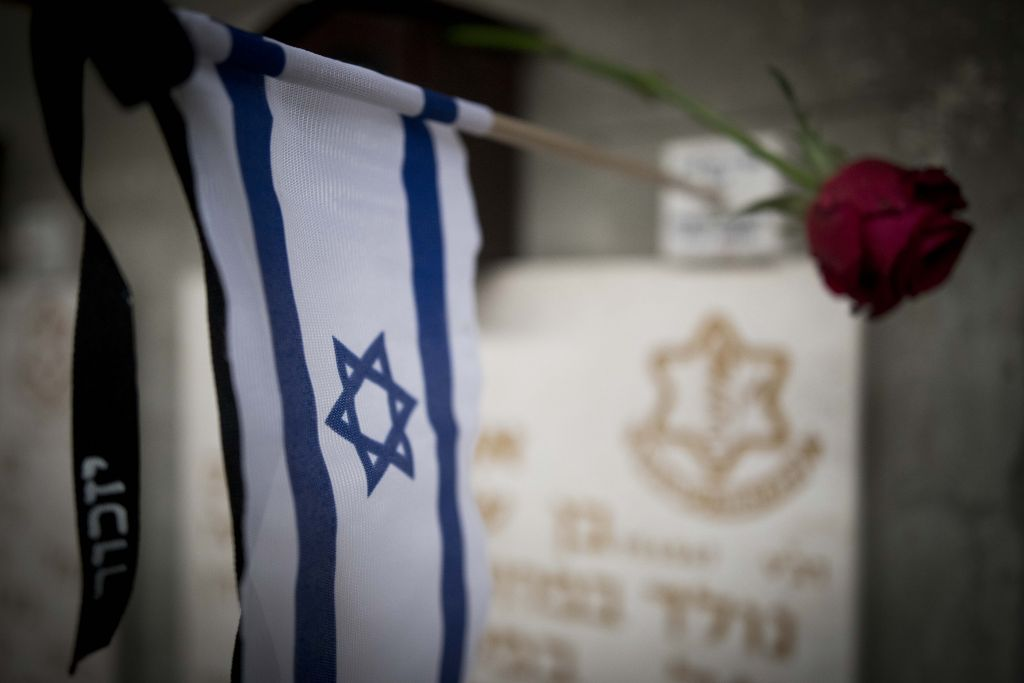 Israels Annual Memorial Day Begins For 23544 Fallen Soldiers The