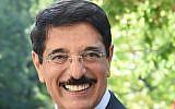 Former Qatari culture minister Hamad bin Abdulaziz Al-Kawari. (Wikimedia/Creative Commons)