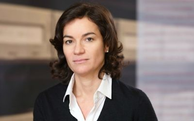 ITS director Floriane Azoulay Hohenberg (Cornelis Gollhardt/ITS)