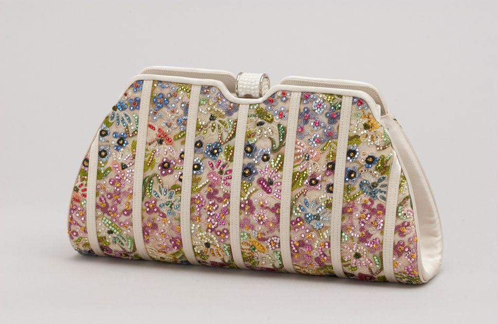 A Judith Leiber handbag. (Courtesy)