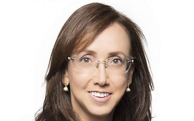 IATI's CEO Karin Mayer Rubinstein (Courtesy Yoram Reshef)