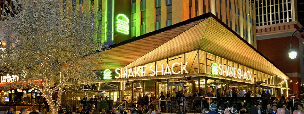 A new Shake Shack in Las Vegas (Courtesy Shake Shack)