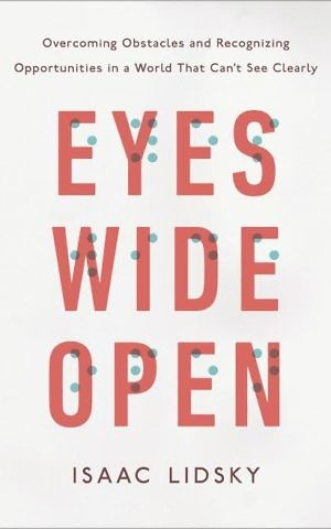 'Eyes Wide Open,' by Isaac Lidsky. (Courtesy)
