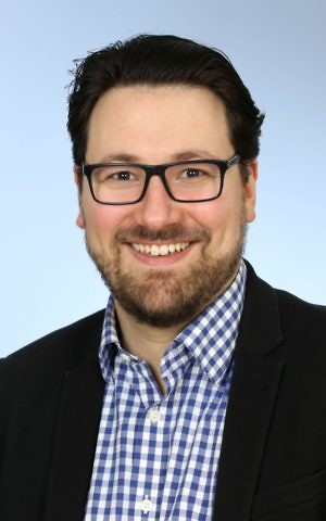 'Rent a Jew' coordinator Alexander Rasumny (Courtesy)