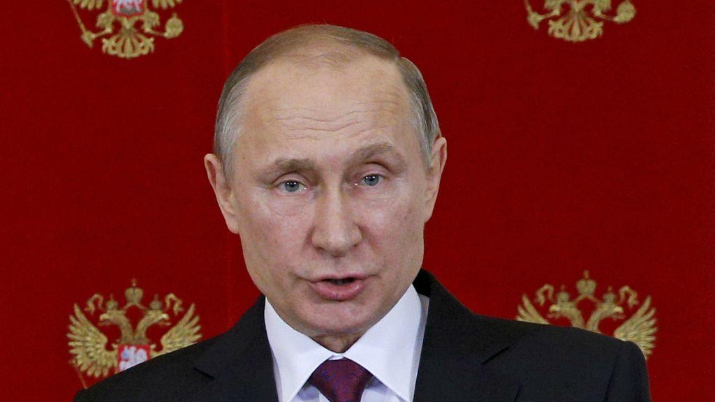 russian president news