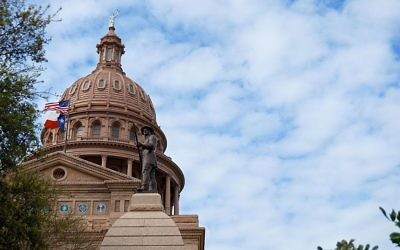 The Texas State Capitol in Austin, Texas. (CC BY-SA, Wikimedia)