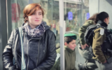 Batsheva Shachnowitz, the voice and star of the winning video she made with her sister, Sivan Felder, about their family's move to Israel (Courtesy 'Olah Chadasha')