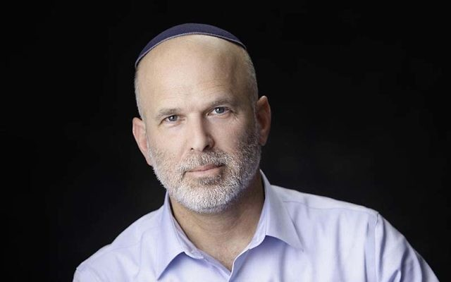 Candidate for the Jewish Home chairmanship Yonatan Branski. (Courtesy)