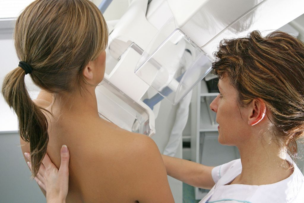 Some Ashkenazi Jewish women who carry a particular BRCA-1 genetic mutation have a 65 percent chance of developing breast cancer. (Media for Medical/UIG via Getty Images)