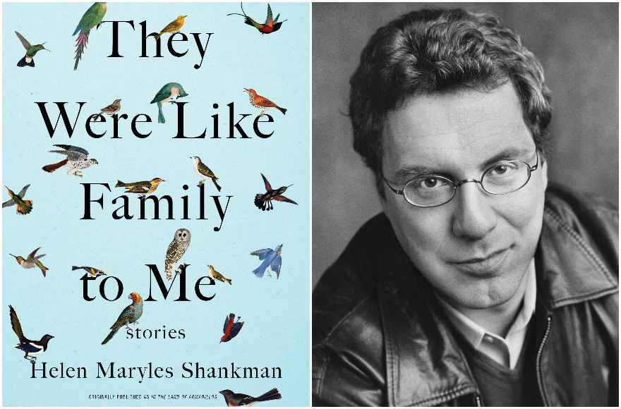'They Were Like Family to Me: Stories,' by Helen Maryles Shankman (Courtesy of Simon & Schuster); Jeremy Dauber (Courtesy of Dauber) (Photos via JTA)