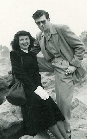 Lillian and Harold Michelson (Zeitgeist Films)
