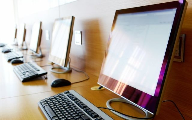 Illustrative image of school computers (shironosov /iStock by Getty Images)
