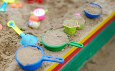 Illustrative image of sandbox (maximkabb/IStock by Getty Images)