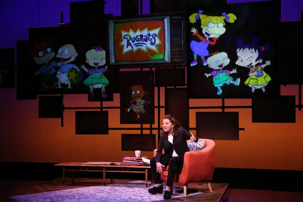 Monica Piper discusses her experience showrunning the award-winning 'Rugrats' series. (Courtesy)