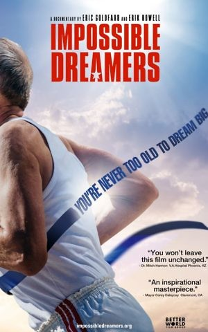 'Impossible Dreamers' poster. (Courtesy)