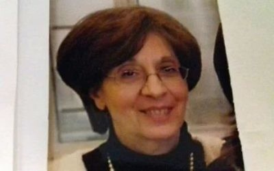Sarah Halimi, 66, killed on April 4, 2017, in Paris in what is suspected to be a racially motivated attack by her neighbor. (Courtesy)