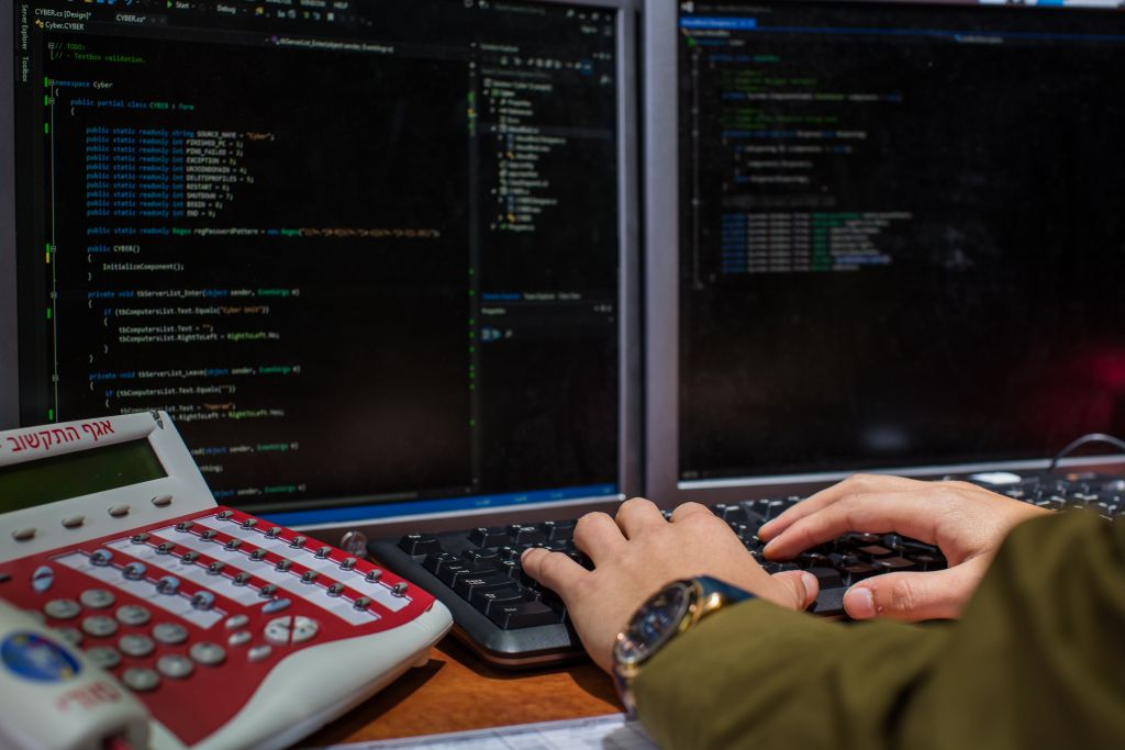 Israel says it thwarted foreign cyber attack on defense industry