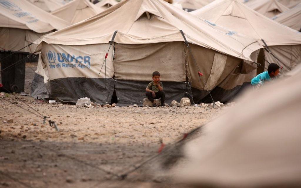 al amari refugee camp - 1024×640